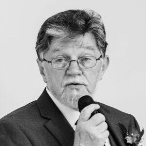 Photo of author Pat O'Mahony